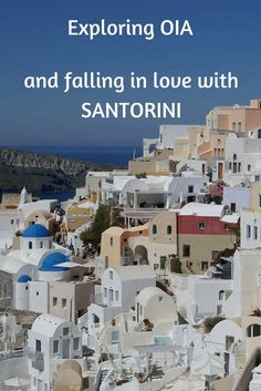 If you think I am going to tell you that Santorini is stupendous and that Exploring Oia in Santorini is one of the most amazing things we have done, and that you can do too; well guess what? You would be correct.