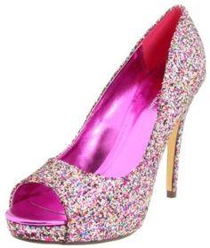 fancy shoes | Fancy Shoe Friday, Vol. 8 Peace Love and Glitter