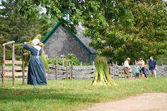 Ross Farm Museum Nova Scotia, Museum, Canada, Park, Parks, Museums