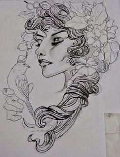 Female, Art, Art Background, Kunst, Gcse Art, Art Education Resources, Artworks