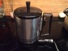 Vintage 1960s Empire Supreme 2-4 Cup Percolator >>> Additional details at the pin image, click it  : Coffee Maker