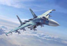 Sukhoi Su-33 Flanker D (Vincenzo Auletta)