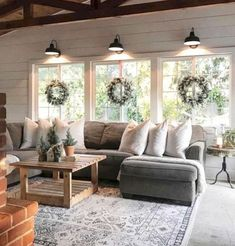 Neat Gorgeous 60 Modern Farmhouse Living Room Decor Ideas homeastern.com/… The post Gorgeous 60 Modern Farmhouse Living Room Decor Ideas homeastern.com/…… appeared first on 99 Decor .