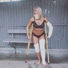 #legcast #plastercast #llc #longlegcast #fetishmodel #fetishes #bdsm #mouth #bondage #castfetish #feet #foot #feetporn #fracture #brokenbones #fetish #medicalfetish #gag #ballgag #ducttapebondage #slc #clc #lac #sac #brace #neckbrace #armcast #toes #toeplate #crutches