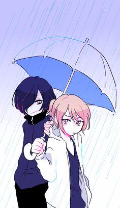 Prince of Stride - Tomoe & Riku by わが on pixiv