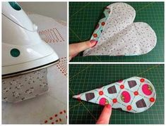 New Sewing Machine Cover Diy Pin Cushions Ideas Sewing Art, Hand Sewing, Sewing Crafts, Sewing Projects, Sewing Patterns, Sewing Hacks, Sewing Tutorials, Sewing Room Storage, Techniques Couture