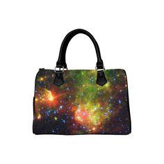 Dusty star Boston Handbag (Model 1621). Great Gifts For Mom, Bag Making, Purses And Handbags, Boston, Shoulder Bags, Reusable Tote Bags, Stars, Elegant, Model
