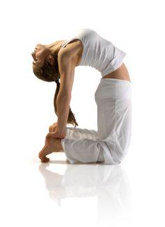 Chameau – Étirements quadriceps et abdominaux