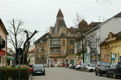 Romania, Street View, Places, Lugares