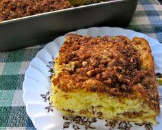 Cinnamon Streusel Coffee Cake - 4 pnts+