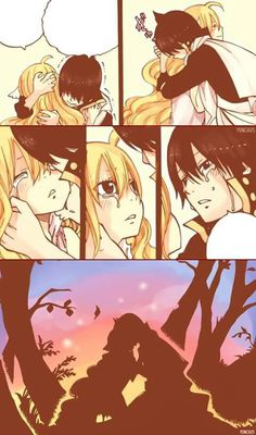 Zervis | Mavis & Zeref Zeref Dragneel, Gruvia, Kamisama Kiss, Fairy Tail Ships, Mavis, Fairy Tail Manga, Fariy Tail, Fairy Tail Couples, Anime Love