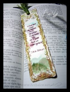 Tolkien bookmark