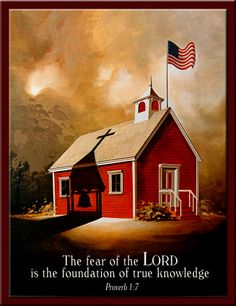 40 Days of Prayer - Day 37  SCHOOLS & EDUCATION  Fear of the LORD is the foundation of true knowledge - Proverb 1:7  http://www.maconcountypatriots.com/