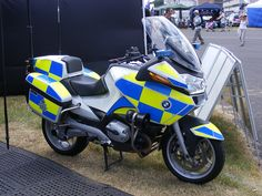 Police: BMW FX07JJO Lincolnshire Police by emdjt42, via Flickr