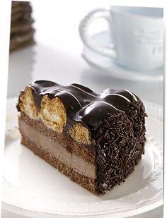 Profiterol Cake