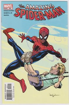 Amazing Spider-Man Comics #502 NM 9.4