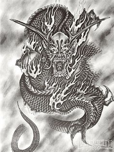 Custom Tattooing by Jamie Macpherson: Japanese Tattoos