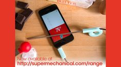 Range. Smart thermometer, smarter kitchen. (for iPhone/iPad) project video…