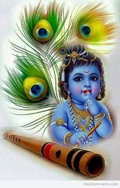 Krishna Janmashtami Wishes, Images, Qoutes, And Messeges Happy Janmashtami Image, Janmashtami Images, Krishna Flute, Krishna Hindu, Krishna Mantra, Krishna Lila, Jai Shree Krishna, Hindu Deities, Hanuman