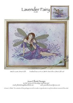 Lavender Fairy_JE.083_1/4