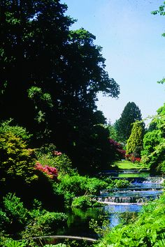 Definitely one of my favourite places-  Mount Usher Gardens    www.avoca.ie