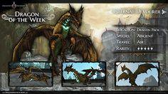 Dragon of the Week ‹ News ‹ Dragon's Prophet Europe