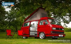 The minute we saw Jeff Shaw's Type 25 Westfalia, the first thing we said was, 'Yeah, he's nailed it!'