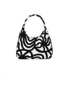 Kyyhky (valkoinen, musta) |Laukut, Käsilaukut, Laukut & asusteet | Marimekko