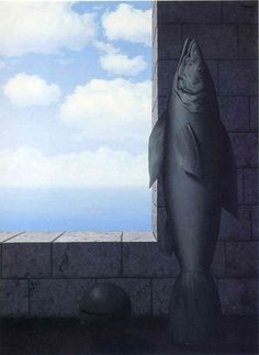 The search for truth - Rene Magritte
