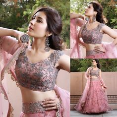 Buy This Gorgeous Lahengha just for more details msg me on my whats up num Lehenga Choli Wedding, Floral Lehenga, Designer Bridal Lehenga, Desi Wedding Dresses, Indian Wedding Outfits, Party Wear Dresses, Indian Outfits, Lehnga Dress, Lehenga Blouse
