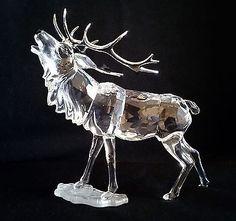 1000 images about swarovski on pinterest swarovski crystal figurines swarovski crystals - Swarovski stag figurine ...