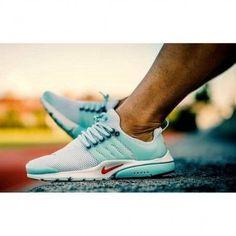 Nike Air Presto Mesh Womens Sneakers Skylight Blue White Shoes | air presto
