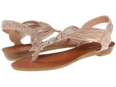 GR Sandals-NUDE