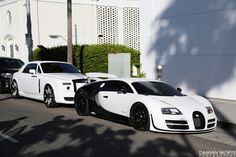 SuperSport and Phantom Coupe
