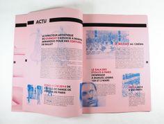 Petit Pas - Magazine Culturel sur la danse by Justine Ménage