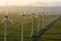 Según estudio, la energía eólica cubriría la demanda mundial en 2030.