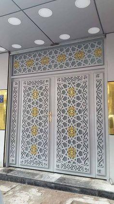 Main Gate Design, Door Gate Design, Wooden Door Design, Window Design, Wooden Doors, Steel Gate, Steel Doors, Compound Wall Gate Design, Room Partition Designs