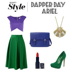 I LOVE these disney character inspired outfits!!! Get ready for Dapper Day with more Disney-inspired ensembles.