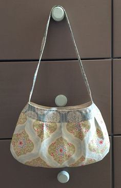 Buttercup bag from Tilda Spring Lake fabric