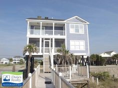 Garden City Beach Rental Beach Home: Purple Rain | Myrtle Beach Vacation  Rentals By Dunes