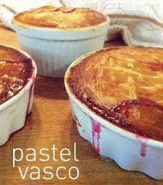 Biscayenne: para glotones irredentos: Pastel vasco, alias gâteau basque, euskal pastela