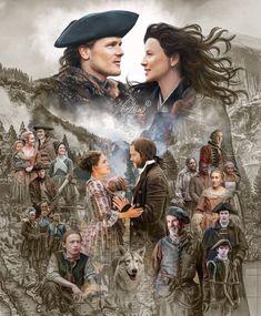 Outlander Season 4, Outlander Fan Art, Outlander Quotes, Outlander Casting, Outlander Tv Series, Sam Heughan Outlander, Outlander Novel, Outlander Knitting, True Blood
