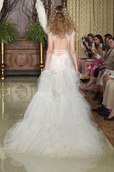 Galia Lahav Runway - Bridal Market NYC S/S16 #BridalMarket #GaliaLahav #Wedding