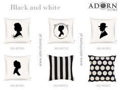 Z A DORN HOME możesz udekorować swój pokój w stylu Black and white. Styl ten charakteryzuje się ponadczasowością. A co za tym idzie zawsze będzie trendy.  Nasze Poduszki Dekoracyjne wykonane z poliestru z domieszką mikrofibry nadadzą niepowtarzalnego wyglądu Twojego wnętrza. Z ofertą Poduszek Dekoracyjnych 43X43 możesz zapoznać się w naszym sklepie internetowym http://adornhome.pl/17-poduszki-dekoracyjne?p=7