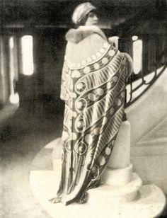 Fashion Designer Throws Lavish Party In Paris | 100 Years Ago Today