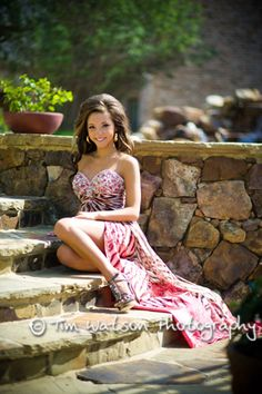 Tim Watson Photography: Audrey Imburgia | Rockwall Heath Senior Prom Portraits