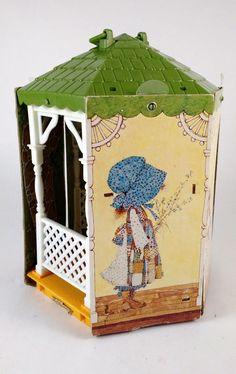 Vintage Holly Hobbie Dolls Clothes Gazebo Play Set Lot | eBay