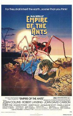 """Empire of the Ants (1977) """"O Império das Formigas"""""""
