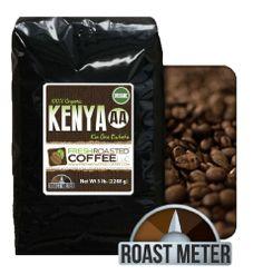 5 Lb. Bag, Kenya AA Organic Kia-Ora Estate, Whole Bean coffee, Fresh Roasted Coffee LLC. - http://goodvibeorganics.com/5-lb-bag-kenya-aa-organic-kia-ora-estate-whole-bean-coffee-fresh-roasted-coffee-llc/