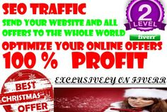 drive UNLIMITED genuine traffic to your website for one month by trafficway